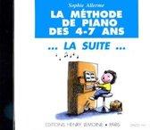 Méthode de piano La Suite