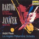 Bartok: Concerto for Orchestra/ Janacek: Sinfonietta