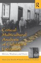 Critical Multicultural Analysis of Children's Literature