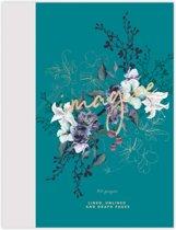 Notitieboek Jewel Flower