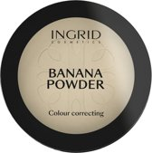INGRID Cosmetics Banana Powder Compact Powder 10g.