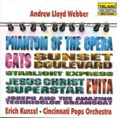 Phantom Of The Opera/Cats/Evita/Jes