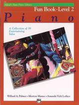 Alfred's Basic Piano Library Fun Book, Bk 2