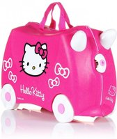 Trunki Ride-On Hello Kitty - Kinderkoffer - 46 cm - Roze