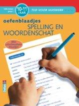 Tijd voor huiswerk - Spelling en woordenschat (10-11 jaar)