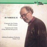 Cello Concerto, Violin Concerto No.