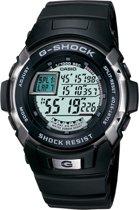 Casio G-7700-1ER - Horloge - 46 mm - Kunststof - Zwart