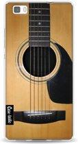 Casetastic Softcover Huawei P8 Lite - Guitar
