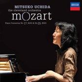 Mozart: Piano Concertos Nos.17 & 25