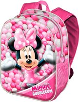Minnie Mouse bubblegum 3D rugtas