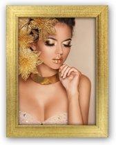 ZEP -  Fotolijst Samara Gold voor foto formaat 20x30 - T923G