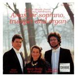 Baroque Arias For Soprano, Trumpet,
