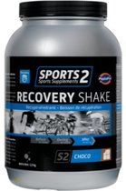 Sports2 Recovery Shake Choco