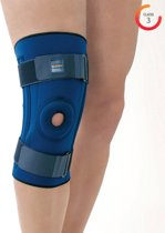 Kniebrace (klasse 3) met extra stabiliteit-2XLarge: Omvang: 55-60 en 45-50 cm. ( zie 2e foto)