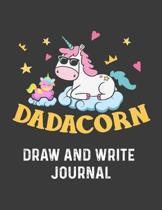 Dadacorn Draw And Write Journal