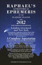 Raphael's Astrological Ephemeris 2012