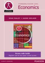 Pearson Baccalaureate Economics ebook only edition for the IB Diploma