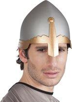 Ridder helm voor volwassenen - Verkleedhoofddeksel