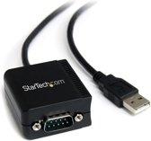 1 poort FTDI USB naar RS232 Seriële Adapter Verloopkabel met COM-behoud