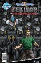 The Tek War Chronicles #5