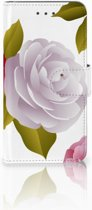 Samsung Galaxy J3 (2018) Bookcase hoesje Roses