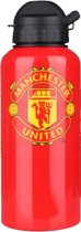 Manchester United Drinkfles - Rood