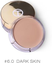 Full Coverage Concealer Jar - Color 6.0 Dark Skin