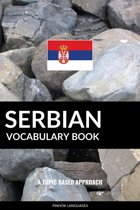 Serbian Vocabulary Book: A Topic Based Approach