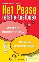Het pease relatie-testboek