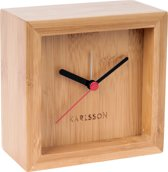 Alarm clock Franky bamboo