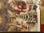 Kerstkaarten 14 stuks 15 x 10,5 cm kerstman kerst kaarten