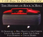 5-Cd The History Of Rock N Roll