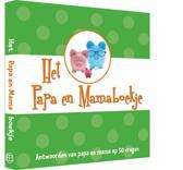 Het Papa & Mamaboekje
