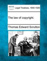 The Law of Copyright.