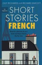Afbeelding van Short Stories in French for Beginners