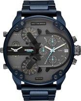 Diesel Mr Daddy 2.0 Chronograaf horloge  - Blauw