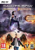 Saints Row 4, Re-Elected + Gat Out of Hell  (DVD-Rom)