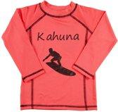 Ducksday UV shirt lange mouwen jongen Kahuna - 4 jaar