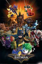 Lego Batman Boom - Maxi Poster