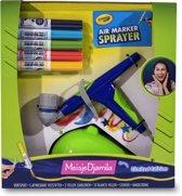 Crayola Air Marker Sprayer MeisjeDjamila