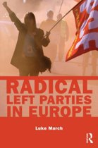 Radical Left Parties in Europe