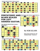 Pentatonic and Blues Scales for Left Handed Guitar