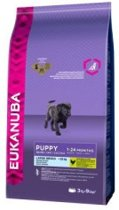 Eukanuba Dog Puppy - Large Breed - Puppyvoer - 12 kg