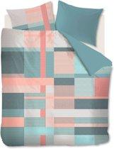 Beddinghouse Capri Dekbedovertrek - Litsjumeaux - 240x200/220 cm - Pastel