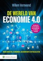 De wereld van economie 4.0 voor juristen, economen, accountans en fiscalisten