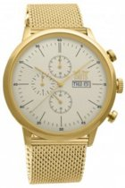 Davis 1954M Analoog Heren Quartz horloge