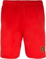 Shorts Backpass - Voetbalbroek - Black - Maat XXXXL