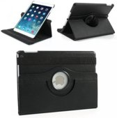 Apple iPad 2, 3 en 4 Swivel Case, 360 graden draaibare Hoes, Cover - - Zwart