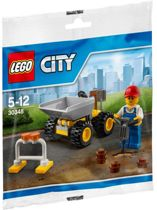 LEGO City Kiepwagen (Polybag) - 30348