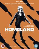 Homeland Seizoen 7 (blu-ray) (Import met NL)